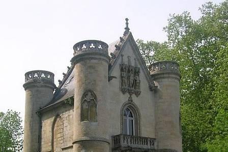Le Château de la Reine Blanche